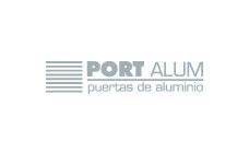 Port Alum. Puertas de aluminio