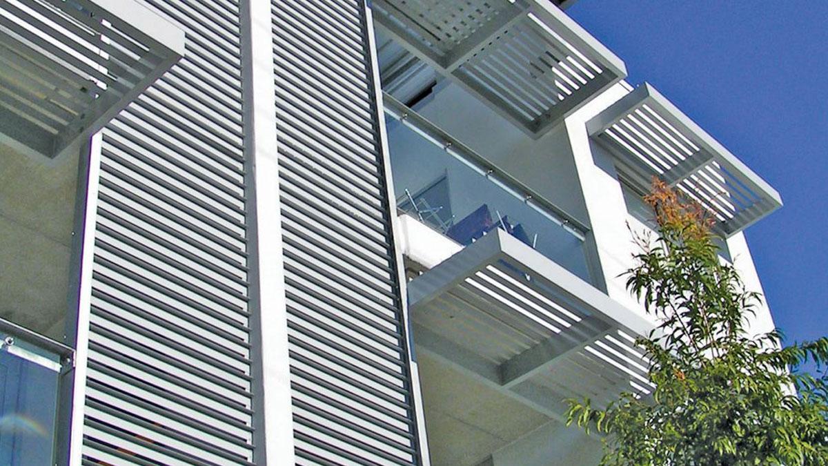 Celosías y protección solar