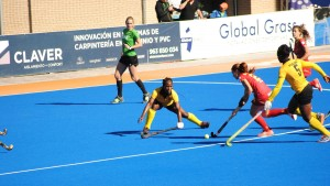 Valencia Hockey World League - Ronda 2