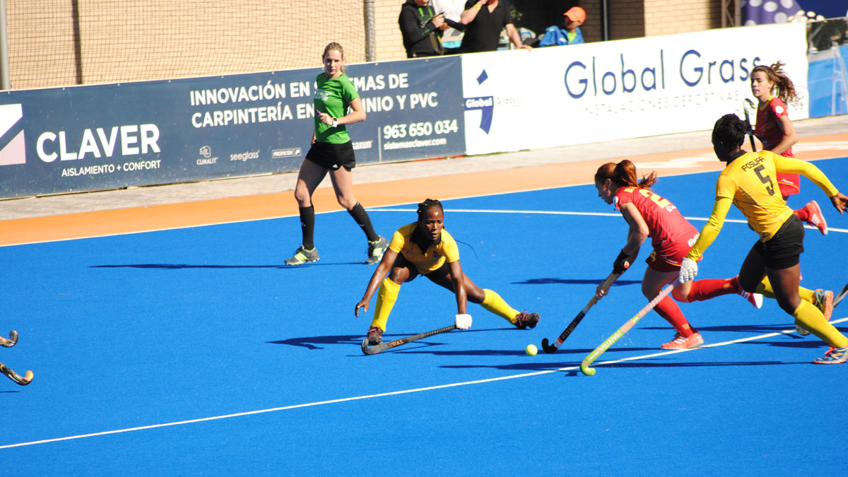 Valencia Hockey World League - Ronda 2
